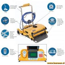 Avtomatski - robotski sesalec za bazen DOLPHIN WAVE 300XL