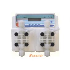 Naprava za dezinfekcijo bazena - avtomatska krmilna enota komplet s senzorji pH in Rx (klor)