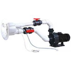 Protitok Aqua Jet ST 65 Counter current system 3HP/230V