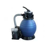 Peščeni filter s črpalko za nadzemni bazen Basic fi 300