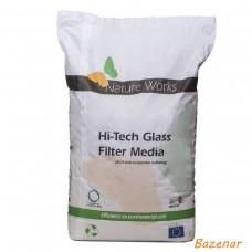 Napredno filtrirno steklo - medij Nature Works 0,4 - 1,0 mm 20 kg