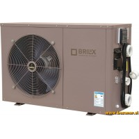 Toplotna črpalka za bazen inverter boost XHPFD100 E 10kW COP do 13