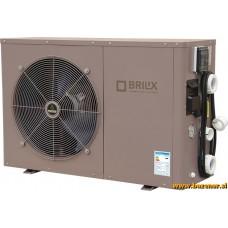 Toplotna črpalka za bazen inverter boost PHXFD100 E 10kW COP do 13