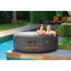 Intex Masažni bazen SimpleSpa Bubble Massage napihljiv  4 - 7 oseb fi 196 cm