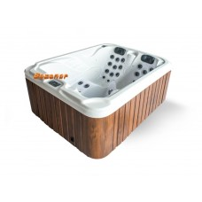 Prestižni masažni bazen ELI lite z opremo po naročilu 3 osebe