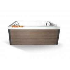 Prestižni masažni bazen SONI lite z opremo po naročilu, 2 osebi