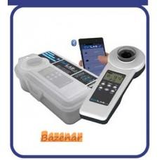 Optični merilnik tester analizator klora in ph vrednosti, alkalnosti... v bazenski vodi