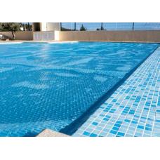 Solarno pokrivalo za pravokotni bazen 11 x 5,5 m BLUE 400 micron