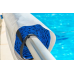 Solarno pokrivalo za pravokotni bazen 9 x 4,5 m CRYSTAL 400 micron