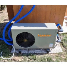 Toplotna črpalka PHX plus  60 5kW za bazen COP 6,25